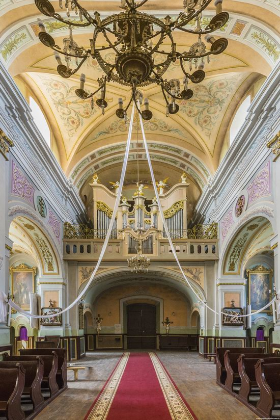 Catholic Church in Murafa, Vinnytsia region, Ukraine, photo 16