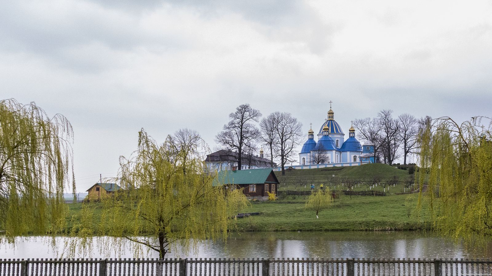 Novovolynsk: a selection of sites