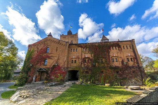 Castle Radomysl, Zhytomyr region, Ukraine, photo 11