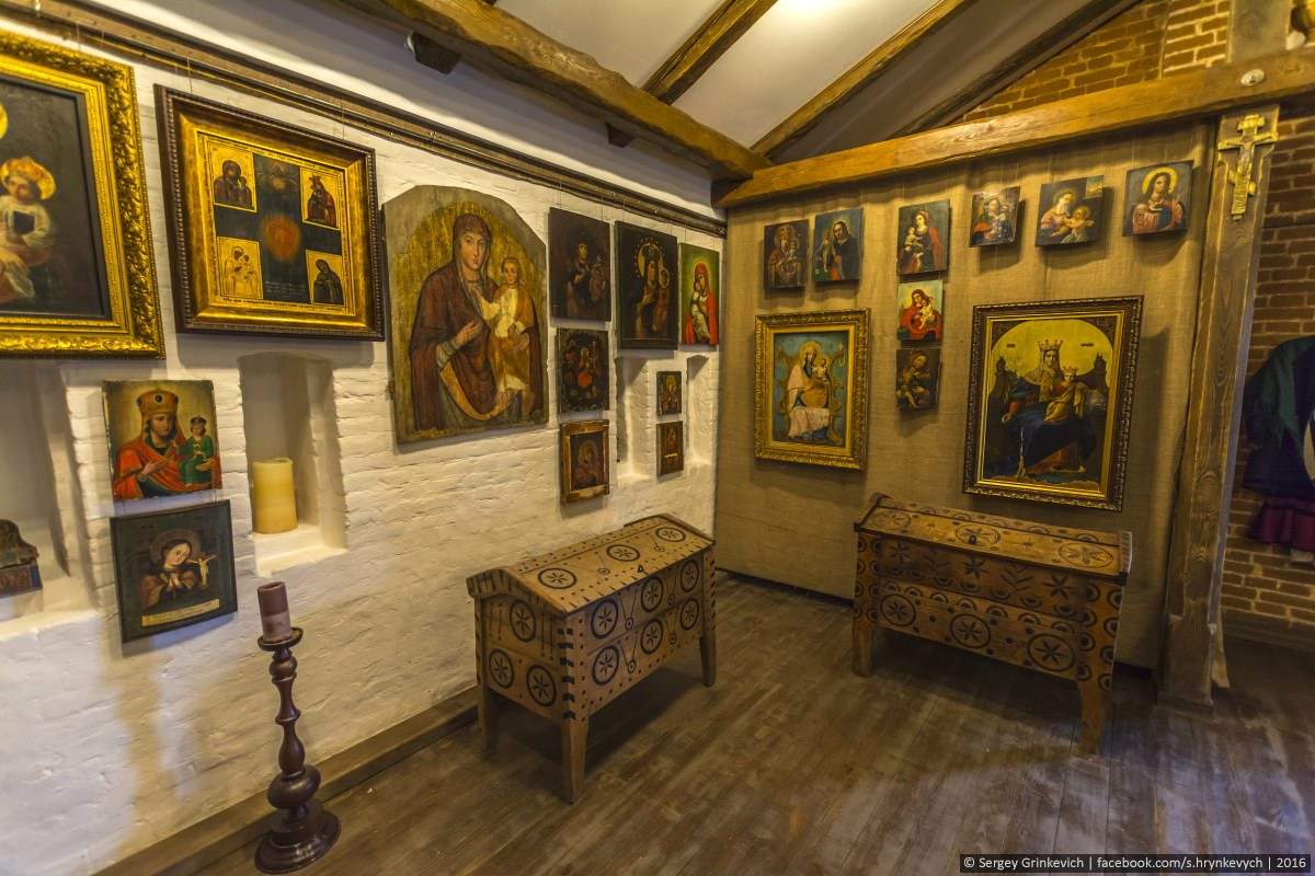 Museums of Zhytomyr region: a selection of sites