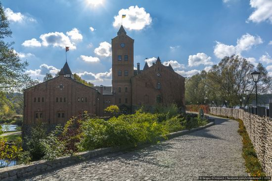 Castle Radomysl, Zhytomyr region, Ukraine, photo 4