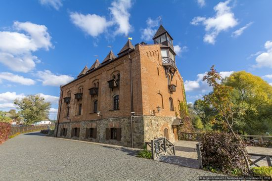 Castle Radomysl, Zhytomyr region, Ukraine, photo 6