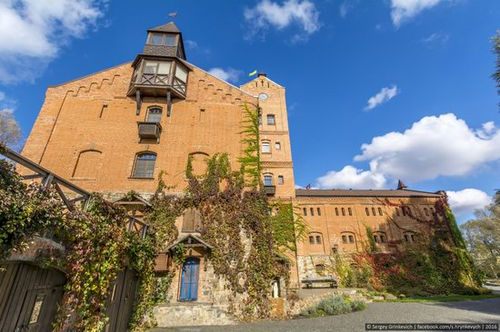 Castle Radomysl, Zhytomyr region, Ukraine, photo 7