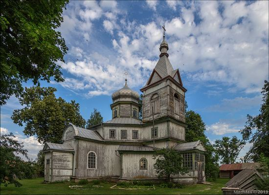 Cosmas and Damian Church, Kolentsi, Ukraine, photo 1