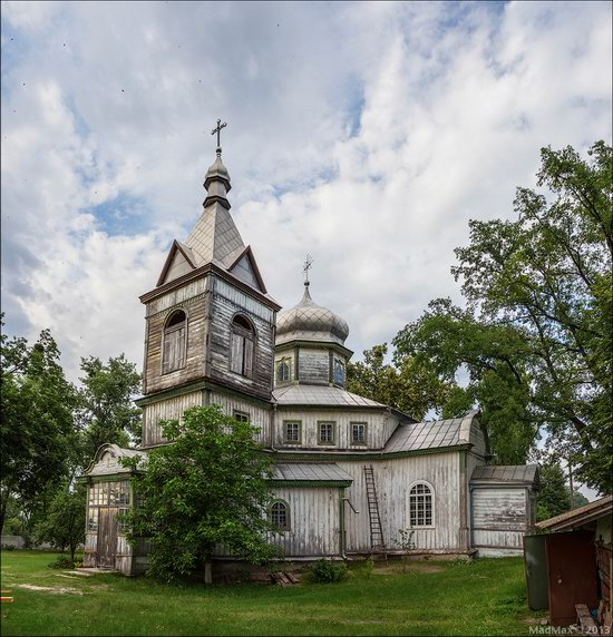 Cosmas and Damian Church, Kolentsi, Ukraine, photo 3