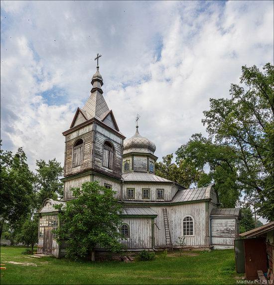 Cosmas and Damian Church, Kolentsi, Ukraine, photo 3