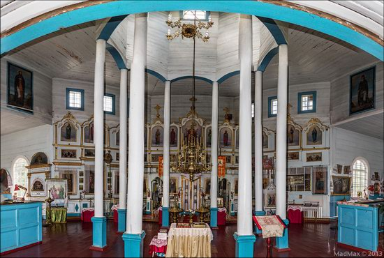 Cosmas and Damian Church, Kolentsi, Ukraine, photo 4