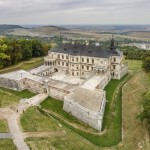 Pidhirtsi Castle – the view from above