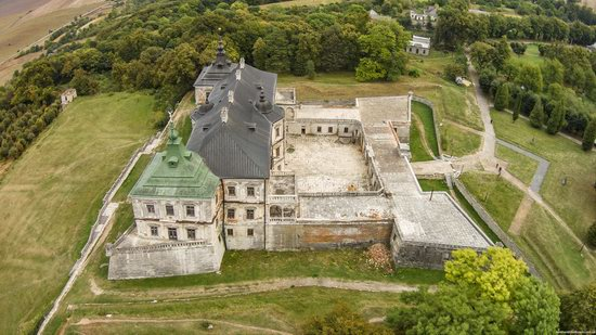 Pidhirtsi Castle, Lviv region, Ukraine, photo 11