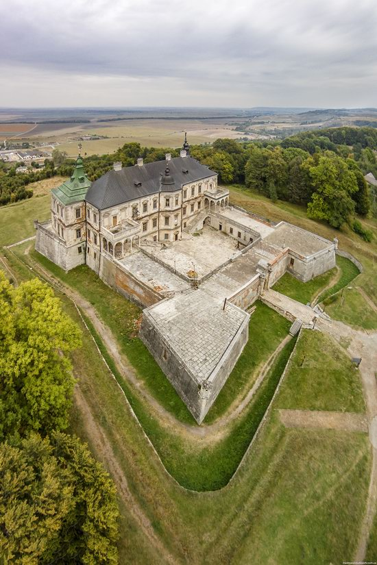 Pidhirtsi Castle, Lviv region, Ukraine, photo 12