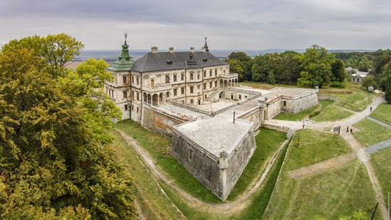 Pidhirtsi Castle, Lviv region, Ukraine, photo 13