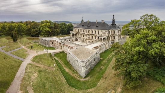 Pidhirtsi Castle, Lviv region, Ukraine, photo 14