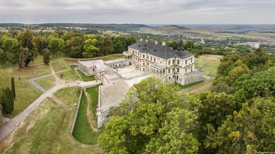 Pidhirtsi Castle, Lviv region, Ukraine, photo 2