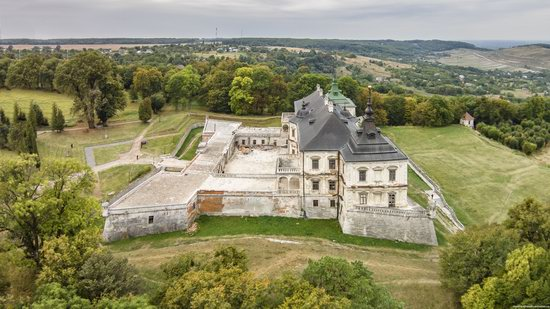 Pidhirtsi Castle, Lviv region, Ukraine, photo 3