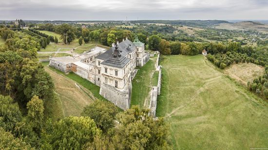 Pidhirtsi Castle, Lviv region, Ukraine, photo 4