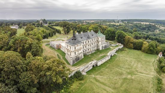 Pidhirtsi Castle, Lviv region, Ukraine, photo 5