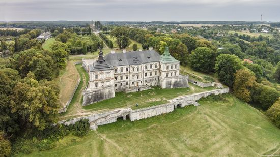 Pidhirtsi Castle, Lviv region, Ukraine, photo 6