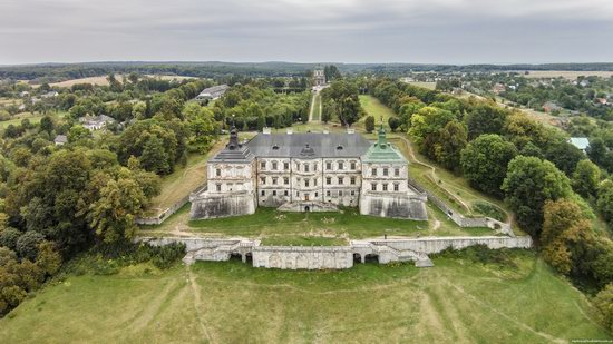 Pidhirtsi Castle, Lviv region, Ukraine, photo 7