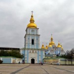Let's take a walk in the center of Kyiv