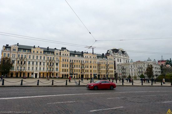 In the center of Kyiv, Ukraine, photo 10