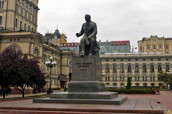 In the center of Kyiv, Ukraine, photo 20