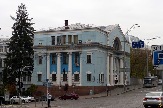 In the center of Kyiv, Ukraine, photo 21