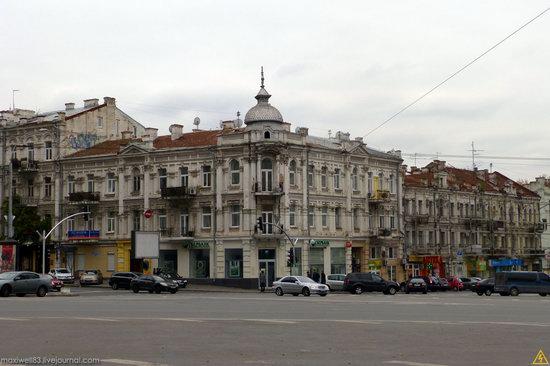 In the center of Kyiv, Ukraine, photo 26