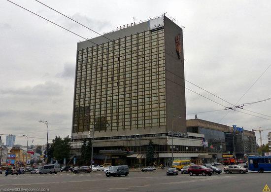 In the center of Kyiv, Ukraine, photo 28