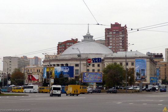 In the center of Kyiv, Ukraine, photo 29
