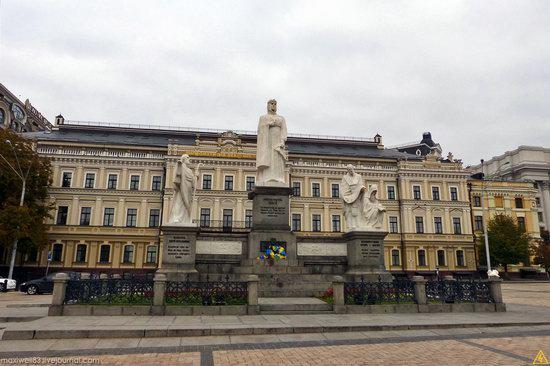 In the center of Kyiv, Ukraine, photo 3
