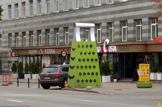 In the center of Kyiv, Ukraine, photo 30