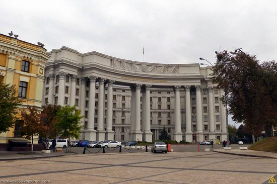 In the center of Kyiv, Ukraine, photo 4