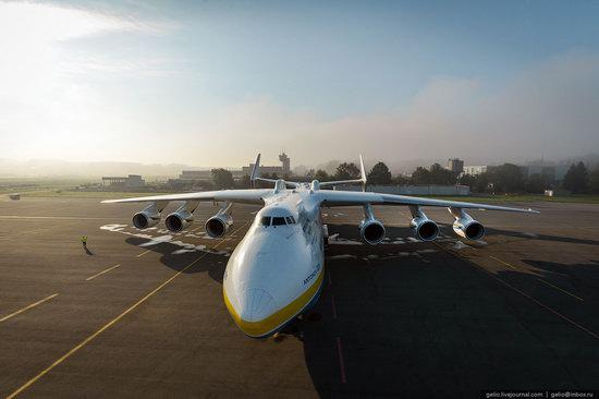 An-225 Mriya aircraft, Ukraine, photo 1