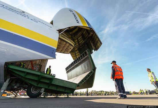 An-225 Mriya aircraft, Ukraine, photo 11