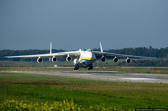 An-225 Mriya aircraft, Ukraine, photo 2