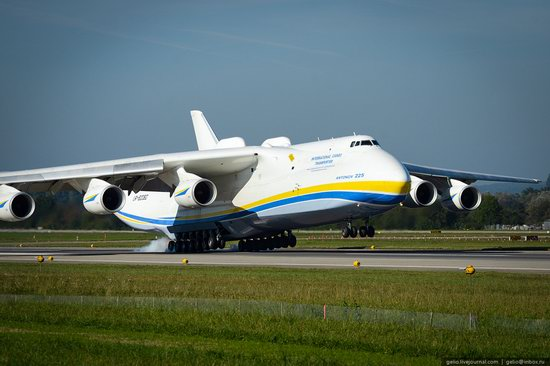 An-225 Mriya aircraft, Ukraine, photo 25