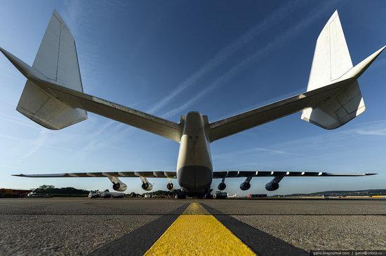 An-225 Mriya aircraft, Ukraine, photo 3