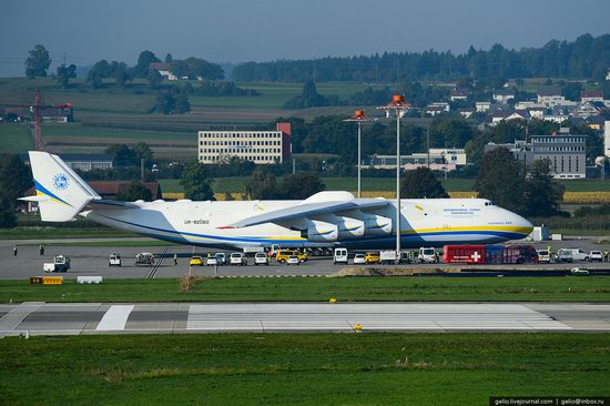 An-225 Mriya aircraft, Ukraine, photo 4