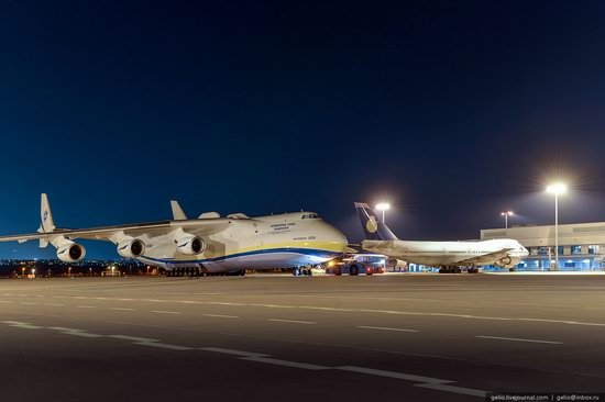 An-225 Mriya aircraft, Ukraine, photo 5
