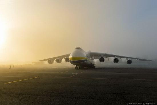 An-225 Mriya aircraft, Ukraine, photo 7