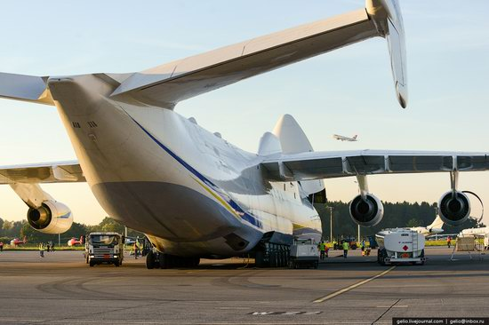 An-225 Mriya aircraft, Ukraine, photo 8