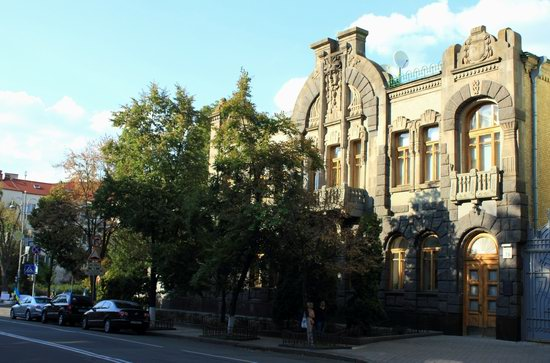 House of the Weeping Widow, Kyiv, Ukraine, photo 1