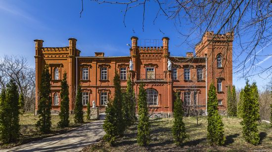 Palace of General Zabotin, Mala Rostivka, Ukraine, photo 14