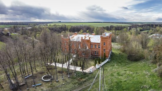 Palace of General Zabotin, Mala Rostivka, Ukraine, photo 19