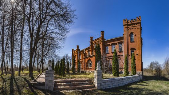 Palace of General Zabotin, Mala Rostivka, Ukraine, photo 3