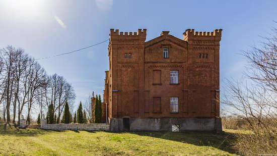 Palace of General Zabotin, Mala Rostivka, Ukraine, photo 4