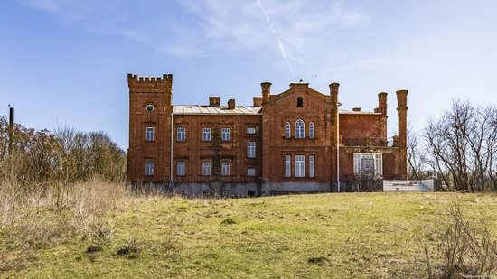 Palace of General Zabotin, Mala Rostivka, Ukraine, photo 5