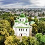 St. Cyril Church in Kyiv