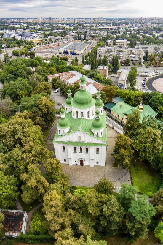 St. Cyril Church, Kyiv, Ukraine, photo 2