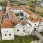 Svirzh Castle – the view from above